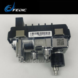 Turbo actuator G-74 767649 6NW 009 550 6NW-009-550 6NW009550