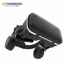 Virtual Reality VR Headset Phone Lightweight Glasses for Samsung Apple iPhone LG