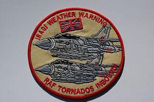 RAF Tornados Inbound - Morale - Sew On Patch no479