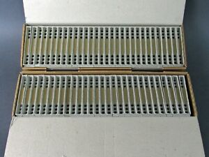 Lot of (59) Erni 593815 Right Angle, 42-POS Connector Backplanes *NEW*