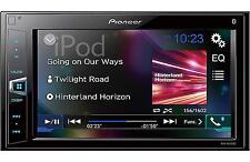 """Pioneer MVH-AV290BT 2-DIN Bluetooth Digital Multimedia Receiver 6.2"""" Touchscreen"""