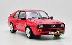 1:18  NOREV  Audi Sport Quattro 1985