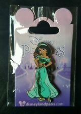 Disneyland Paris Glittery Jasmine Princess Disney Pin