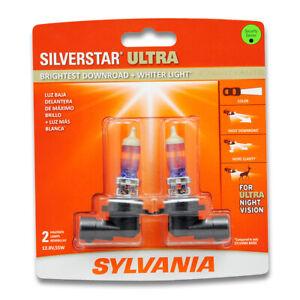 Sylvania SilverStar Ultra Low Beam Headlight Bulb for Dodge Monaco Journey ds