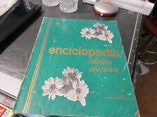 ENCICLOPEDIA DELLA DONNA - 8 VOLUME - FRATELLI FABBRI EDITORI - 15/12/1962