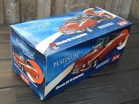 RARE Sun Star 1:18 Citroen DS19 Cabriolet Platinum Edition Leather Roof Toy Car