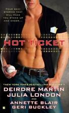 NEW - Hot Ticket (Berkley Sensation)