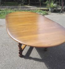 Ercol Woburn Extending Dining Table by Simply Ercol Guild of Master Craftsmen
