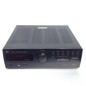 JVC RX-664VBK Audio Video Dolby Pro-Logic 5.1 Channel Receiver w PHONO CD TAPE