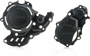 ACERBIS X-POWER Clutch/Ignition Cover Fits Husqvarna FE350 2017 2018 2019 2020
