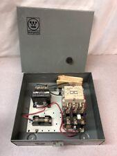 NEW Westinghouse 3P 10hp 600V Starter # A200S1CACU (A200M0CAC)
