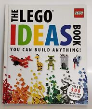 The LEGO (R) Ideas Book : You Can Build Anything!