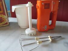 RG 28 orange DDR Handrühr- und Mixgerät AKA Electric Mixbecher