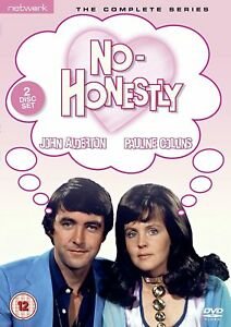 No, Honestly - The Complete Series - Pauline Collins, John Alderton NEW DVD