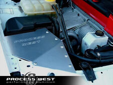 PROCESS WEST 4in race air box complete (with K&N filter) FOR FORD BA/BF