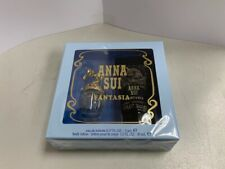 ANNA SUI Fantasia EDT 5ml / 0.17 oz + Body Lotion 30ml / 1 oz  Coffret *NEW*