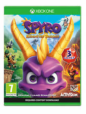 Activision 88242EN Spyro Trilogy Reignited PAL for Xbox One
