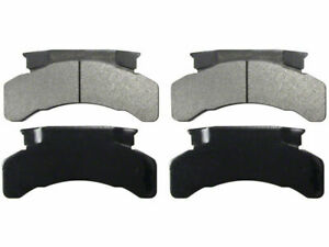 Front Wagner SevereDuty Brake Pad Set fits Ford F7000 1985-1987 58WGFP