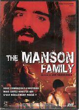 DVD ZONE 2--THE MANSON FAMILY--JIM VANBEBBER