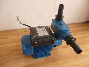 Inline Water Pump Centrifugal 1 inch BSP Cast Iron IBC Water Pump IBC Fitting