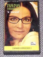 """Cassette Nana Mouskouri """"LE TOURNESOL"""""""