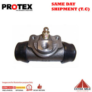 2x New Brake Wheel Cylinder-RR For GREAT WALL SA220 CC 4D Ute RWD 2009 - 2016