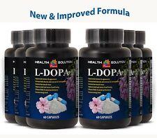 L Dopa Natural - L-DOPA 350mg - Ultimate Male Enhancer Pills 6B