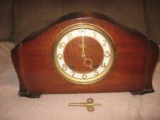 VINTAGE Seth Thomas BELLEVUE model mantel clock (time & strike, spring-driven)