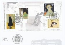 Finland 2012 FDC - Painter Helene Schjerfbeck 150 years anniv. - Issued Jan 23