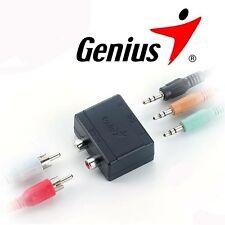 Genius Stereo Converter 5.1 3.5mm RCA