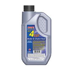 Granville DOT 4 ESP System Synthetic Brake & Clutch Fluid Oil - 1 Litre