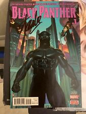 Black panther 1 Stan Lee Signed First Issue First Appearance