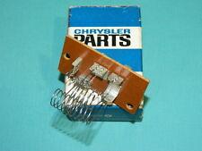 NOS Mopar 1969-73 Chrysler Newport, New Yorker, Imperial Heater Motor Resistor