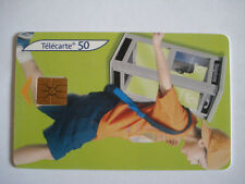 PHONECARD TELECARTE TELEPHONE PUBLICITE CABINE