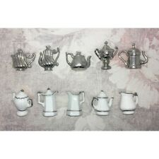 Série complète de 10 fèves Porcelaine royale