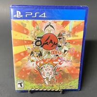 Okami HD PS4 Sony PlayStation 4 Brand New Factory Sealed Free Shipping