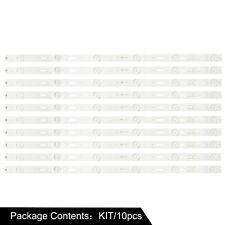 Kit/10pcs TV LED Strip For A48-LB-6436 B48-LW-5433 759551878700 48VLE6520BL
