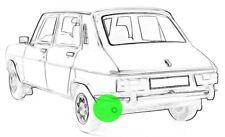 Reparaturblech - Endspitze hinten links für Simca / Talbot 1100