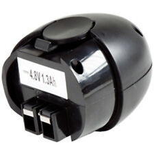 Ersatzakku Einschubakku für Metabo Ni-MH 4,8 V 1,3 Ah Powermaxx Powergrip 2 II