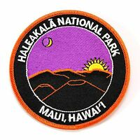 Haleakala National Park Souvenir Patch Sunrise Summit Haleakalā Maui Hawaii