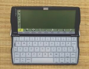 Psion Revo  16mb PDA personal Organiser Computer  Untested Spares Or Repair