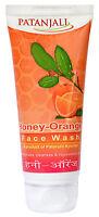 60 gm Herbal Honey - Orange Face Wash From Patanjali