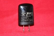 HTC TC U250 Universal Travel Charger USB Power Adapter 110-240V, 1A, 5V.