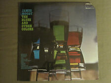 JAMES MOODY THE BLUES AND OTHER COLORS LP ORIG '69 MILESTONE SOUL JAZZ SEALED!