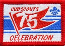 Boy Scout Badge 1991 CUB SCOUTS 75th CELEBRATION