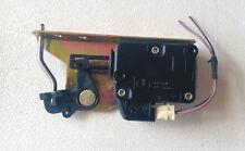 99 Jaguar Xj8 Fuel Gas Petro Filler Door Release Actuator w Mount Plate 2047d5