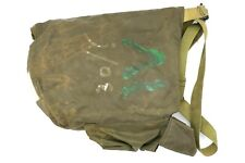 New ListingOriginal Desert Storm / Oif Iraq Bringback - Iraqi Made Gas Mask Unit Marked Bag