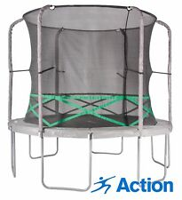 Action 10ft Trampoline with Safety Enclosure NEW!