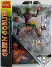 "GREEN GOBLIN Spider-Man Marvel Select 7"" inch Action Figure 2011"