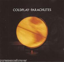COLDPLAY - Parachutes (UK 10 Track CD Album)